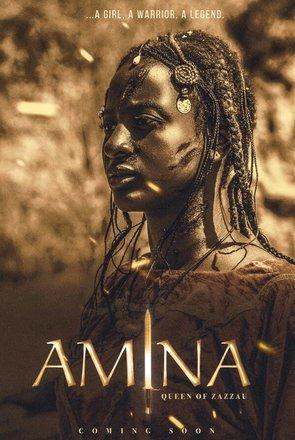 Picture of Amina - Queen of Zazzau