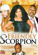 Poster of Friendly Scorpion