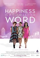 Poster of Happiness Is a Four Letter Word