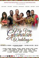 Poster of My Very Ghanaian Wedding