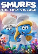 Poster of Smurfs: The Lost Village