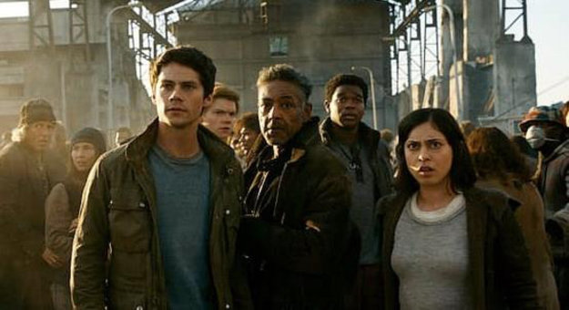 Picture of Maze Runner: The Death Cure