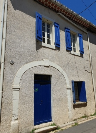 Very Pretty Village House With Character With 75 m2 Of Living Space And Terrace Of 24 m2.