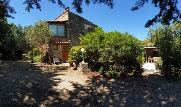 Charming Country House With 80 m2 Of Living Space Plus Annex On 5270 m2 With Pool And Views !