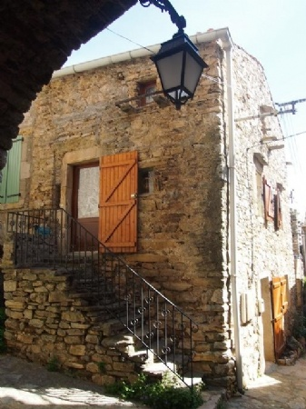Renovated Character Stone Home Of 80 m2 And Private Terrace With Views, Sold Furnished.