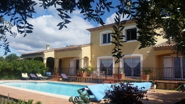 Spacious Villa With 169 m2 Of Living Space On 1083 m2 With Pool And Breathtaking Views.