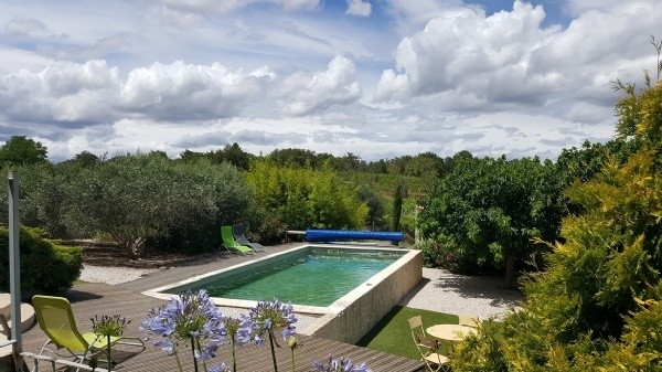 Superb Renovated Barn On 5974 m2 With Pool And Magnificent Views.