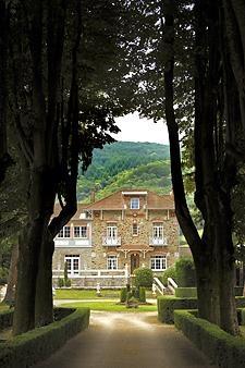 Renovated stone manor