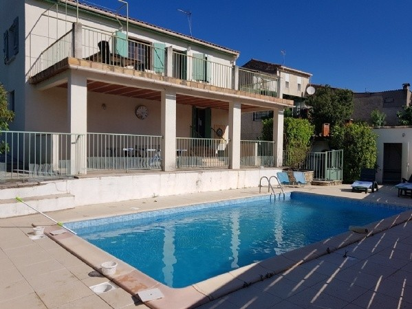 Charming Villa With 100 m2 Of Living Space On 758 m2 Of Land With Pool And Lovely Views.
