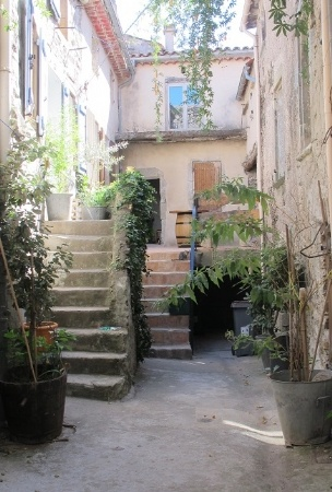 Two stone village houses, one in need of renovation, Amazing potential