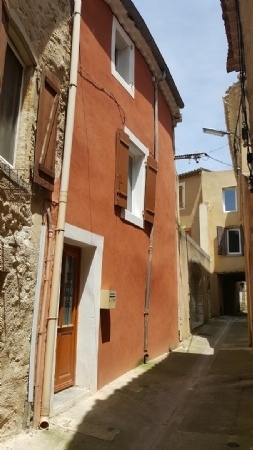 Village House With 77 m2 Living Space In Very Good Condition And In The Heart Of The Village.