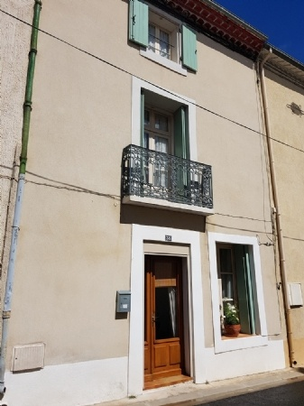 Charming Village House With 70 m2 Of Living Space, Roof Terrace And In The Heart Of The Village