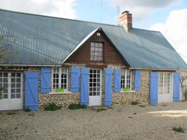 Maison en normandie for Salle a manger 7m2