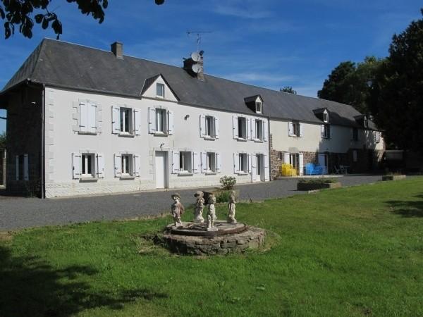 Housein , Hambye, Manche, Lower Normandy, France