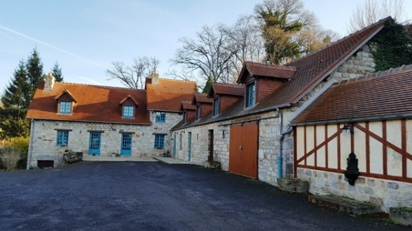 4 bed Mill for sale in Orne, France for €341250 on Ubodo