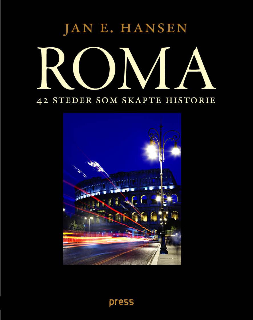 Roma 42 steder som skapte historie pocket