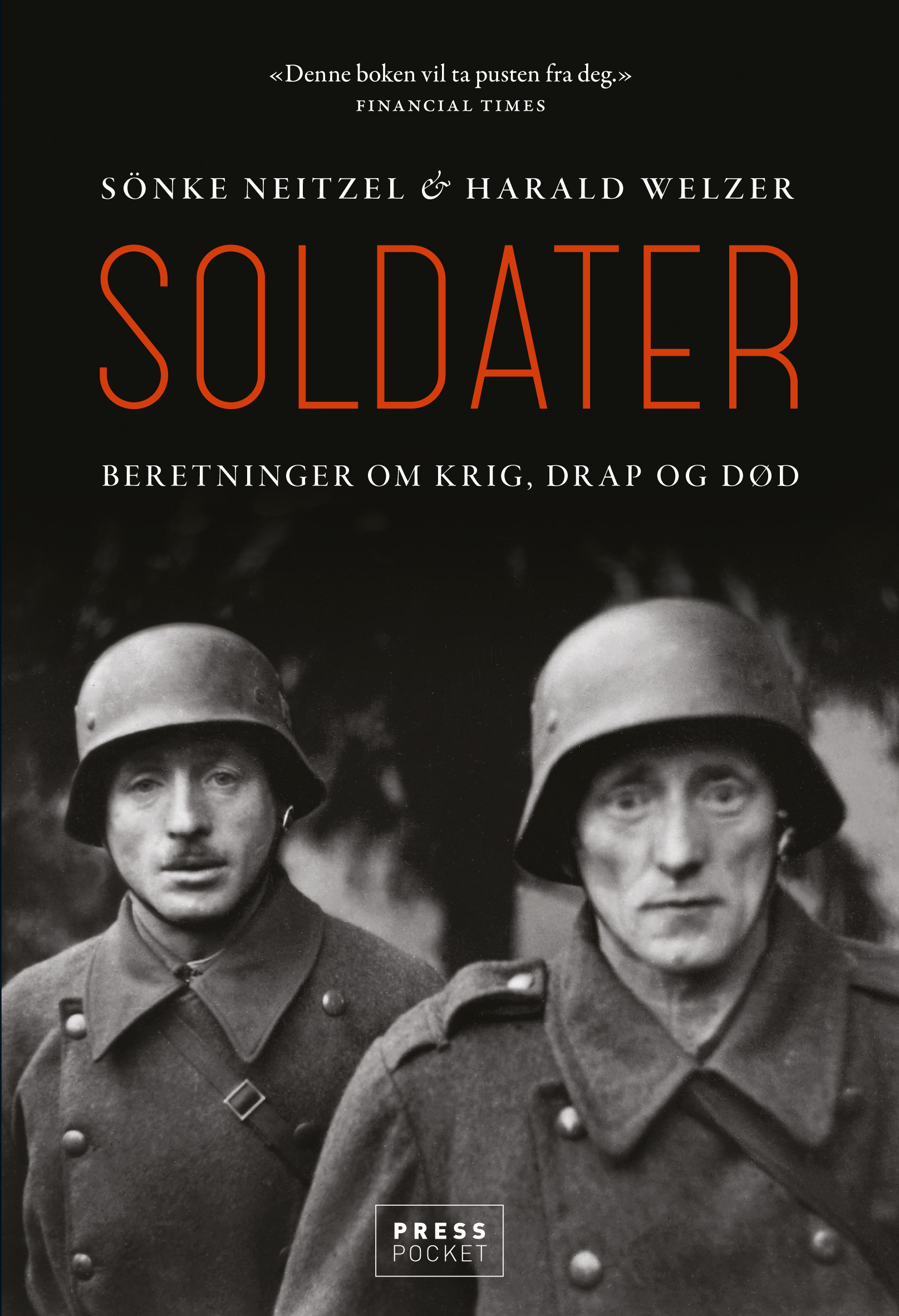 Soldater (pocket) - ISBN 9788275476287 - Forlaget Press