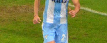 Radu In Napoli Lazio Campionato Di Serie A
