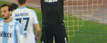 Strakosha In Napoli Lazio Campionato Di Serie A