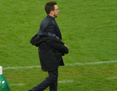 Di Francesco In Napoli Roma 2017 18
