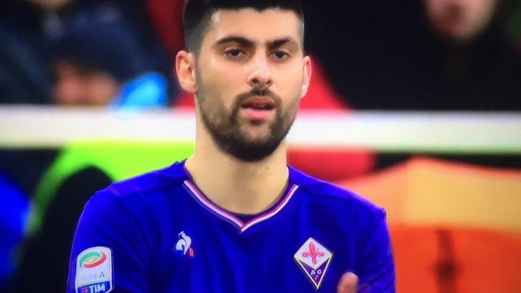 Benassi In Fiorentina Benenvento