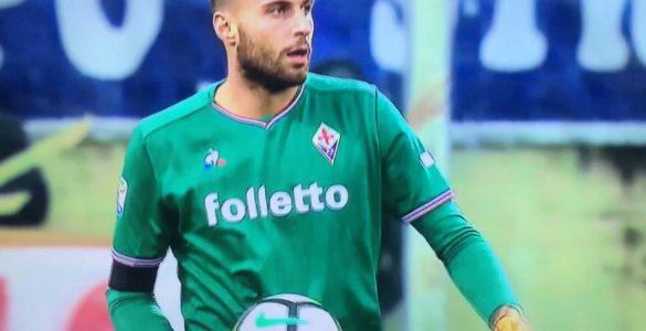 Sportiello In Fiorentina Benevento 2