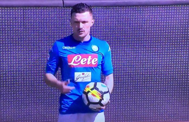 Mario Rui In Napoli Chievo