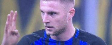 Skriniar in Inter Napoli1