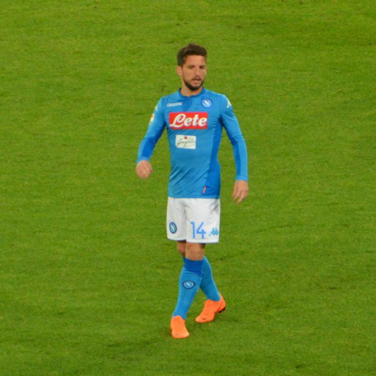 Mertens In Napoli Udinese
