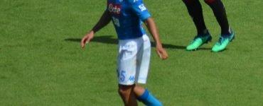 Allan Napoli Torino 2017 18