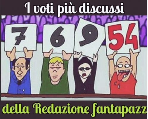 Voti controversi Fantapazz