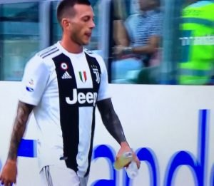 Bernardeschi Juventus Lazio 2018 19
