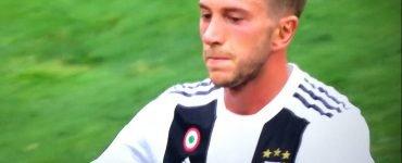 Bernardeschi2 Juventus Lazio 2018 19