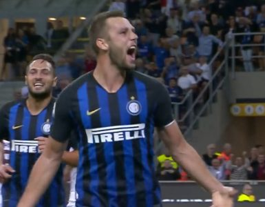 De Vrij Inter Torino 2018 19