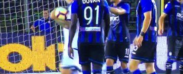 Giocatori Atalanta In Atalanta Frosinone 2018 19