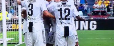 Giocatori Juve2 Juventus Lazio 2018 19