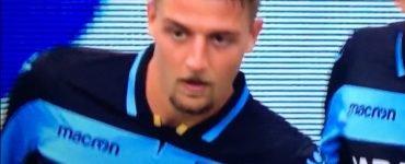 Milinkovic Juventus Lazio 2018 19