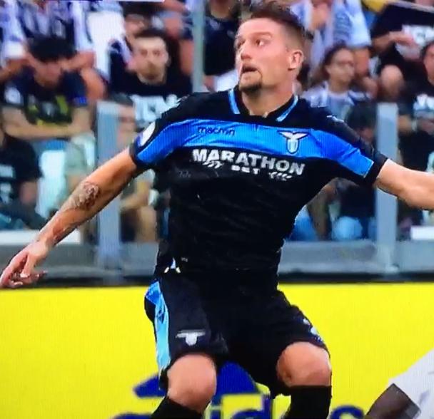 Milinkovic1 Juventus Lazio 2018 19