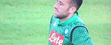 Ospina2 Napoli Milan 2018 19