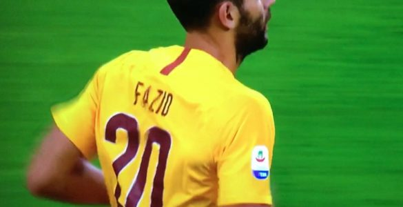Fazio In Milan Roma 2018 19 4