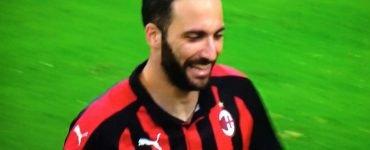 Higuain In Milan Roma 2018 19 2