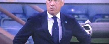 Ancelotti In Sampdoria Napoli 2018 19 4