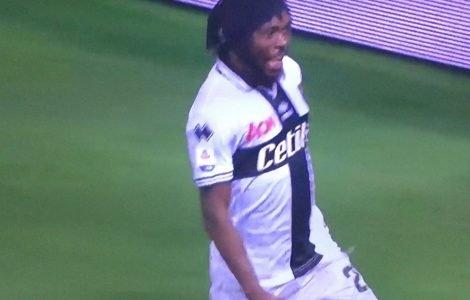 Gervinho In Parma Juventus 2018 19 2
