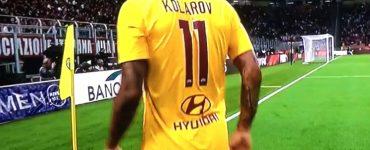 Kolarov In Milan Roma 2018 19 4