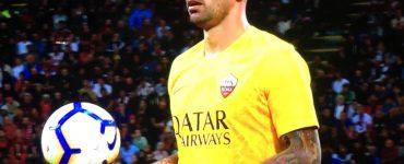 Kolarov In Milan Roma 2018 19