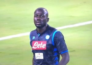 Koulibaly In Sampdoria Napoli 2018 19