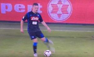 Mario Rui In Sampdoria Napoli 2018 19