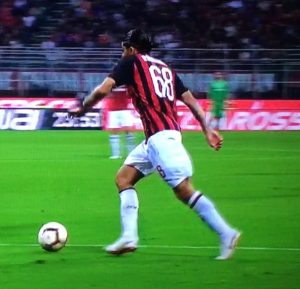 Rodriguez In Milan Roma 2018 19 2