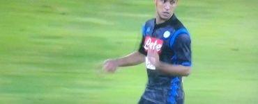 Ounas In Sampdoria Napoli 2018 19
