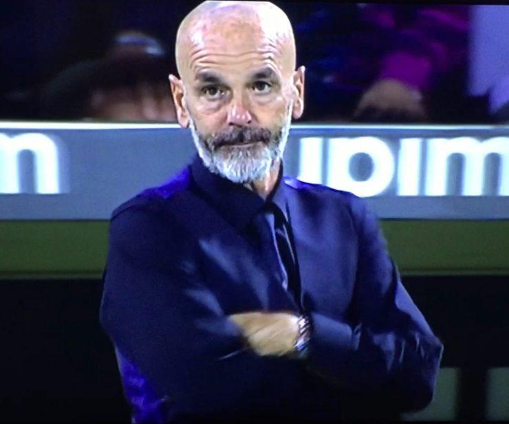 Pioli In Fiorentina Chievo 2018 19